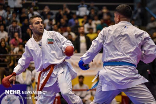 برنامه رقابتهای سوپر لیگ کاراته اعلام شد
