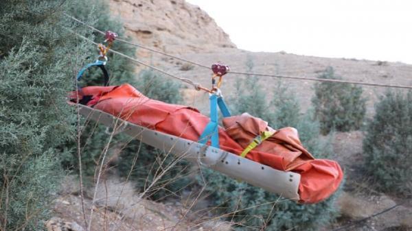 کشف جسد در منطقه قلعه دژ کوه صفه