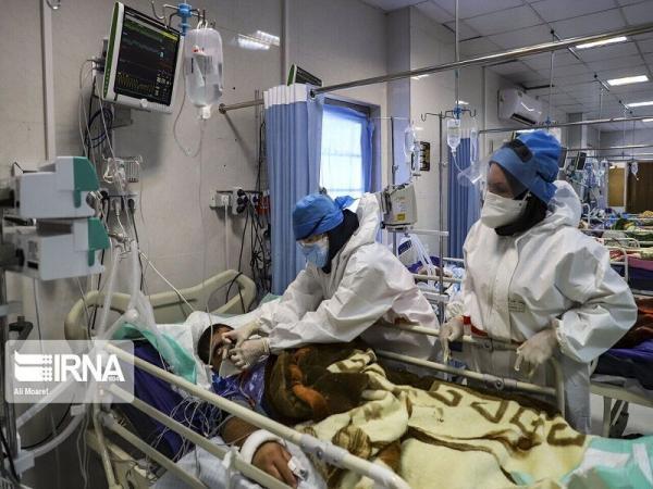خبرنگاران انتقال 39 بیمار کووید19 به تخت های بستری البرز